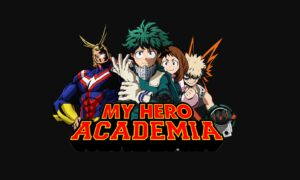 How to watch the hit anime 'My Hero Academia' online