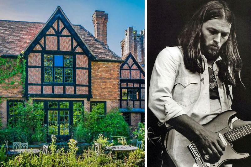 Friends Break Into An Old Rock Star's Abandoned Mansion And Learn It's Not Empty
