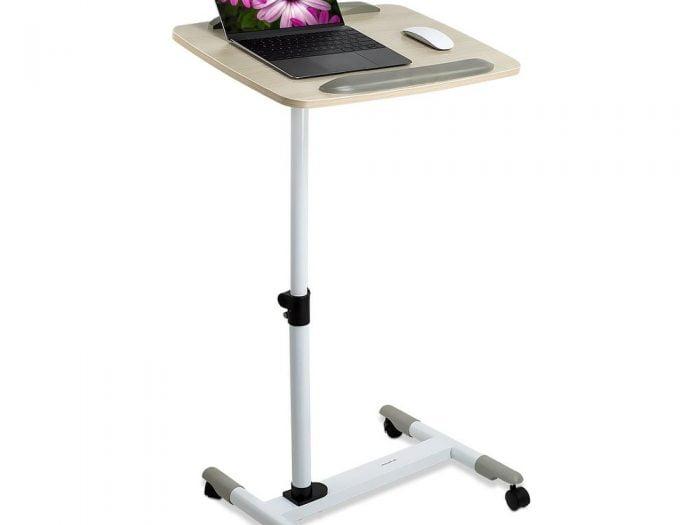 overstock portable standing desk