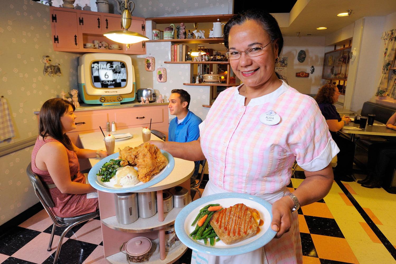 Disney 50's Prime Time Cafe