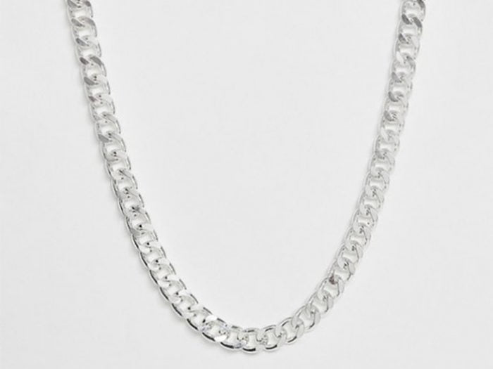 Connell normal people chain necklace, Asos chunky chain necklace
