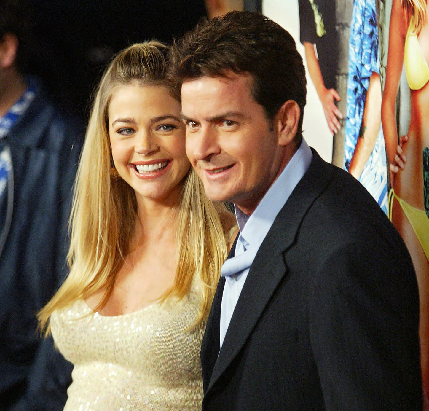Denise Richards on Coparenting With Charlie Sheen