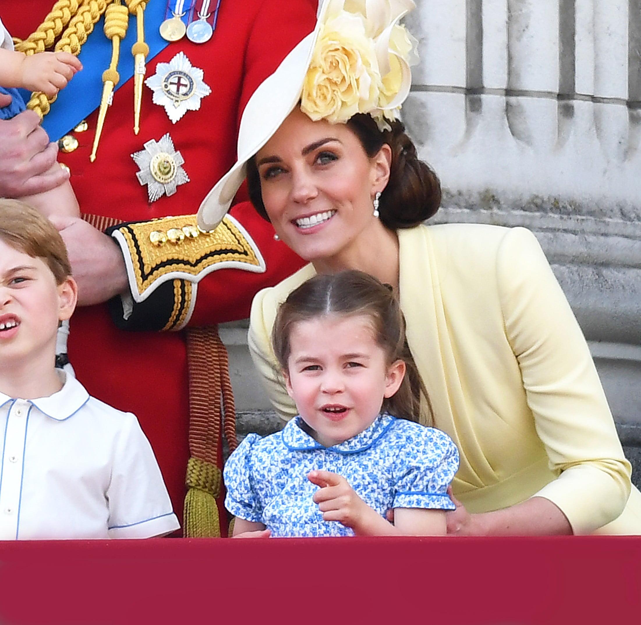 Duchess Kate Shares Precious Photo of Princess Charlotte on Her Birthday