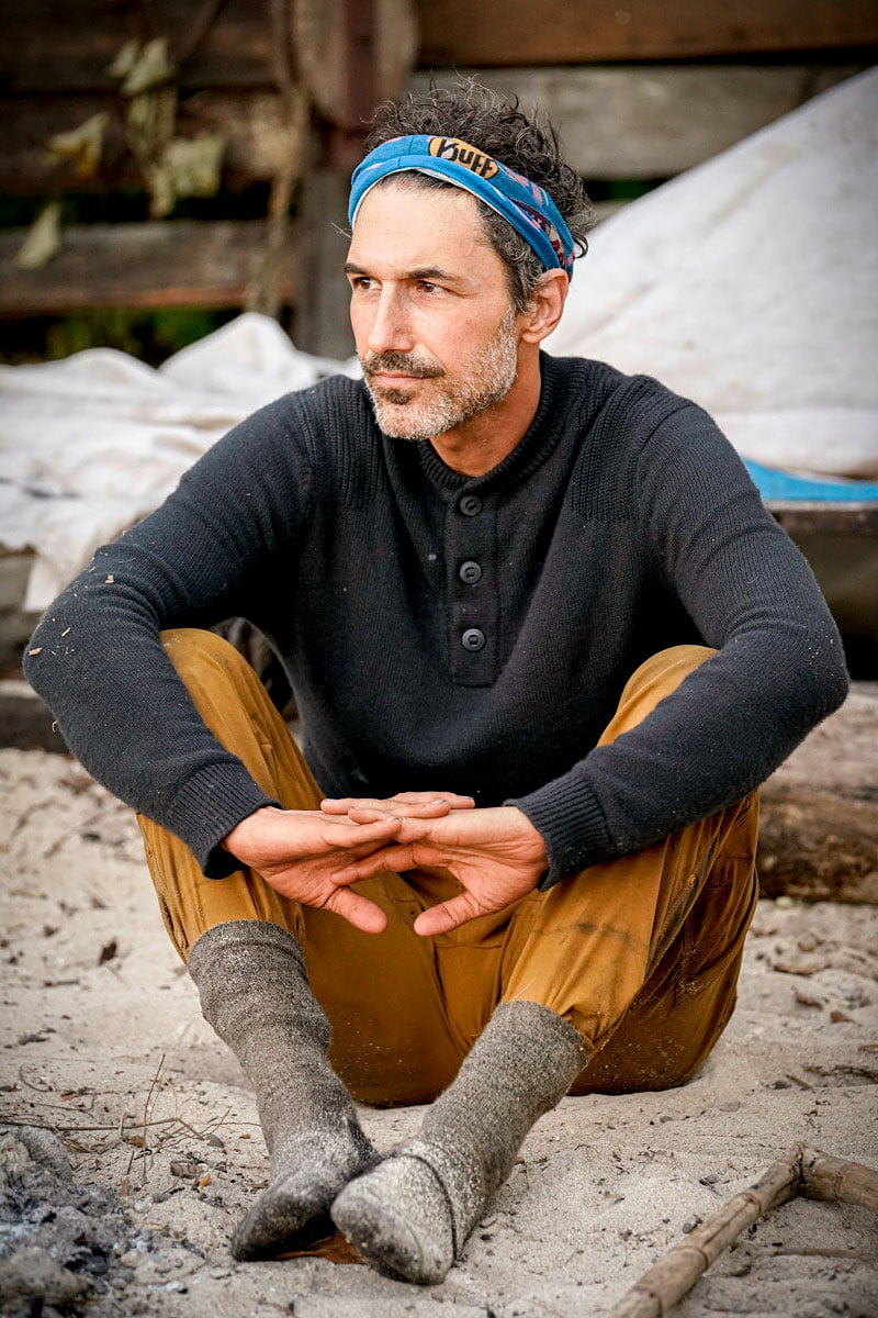 Survivor Winners at War Ethan Zohn Interview