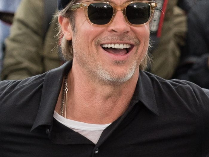 Brad Pitt, Connell Normal People chain necklace