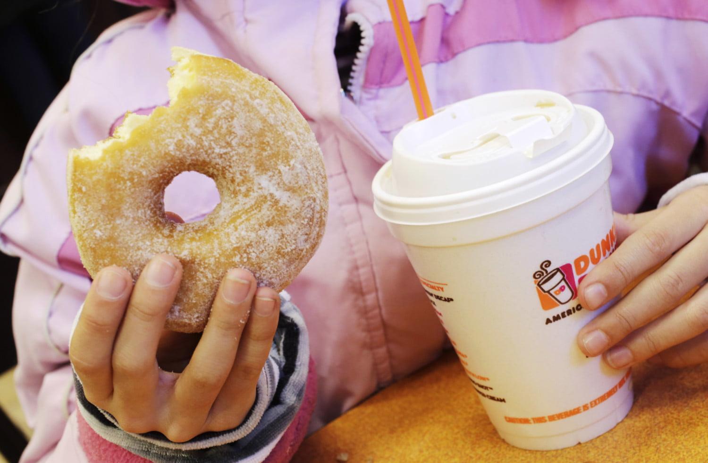 dunkin donuts photo