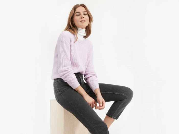 everlane choose what you pay sale cashmere
