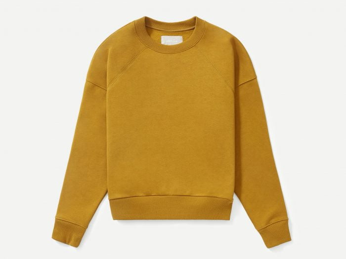 everlane choose what you pay sale renew sweatshirt