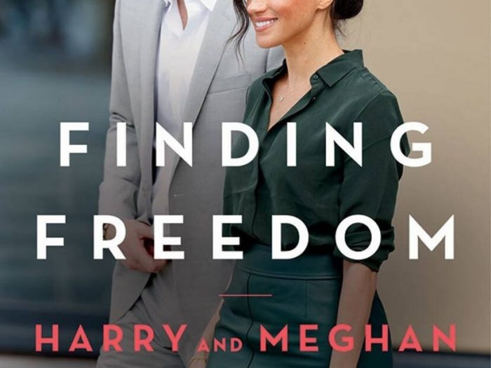 finding freedom, meghan markle prince harry biography