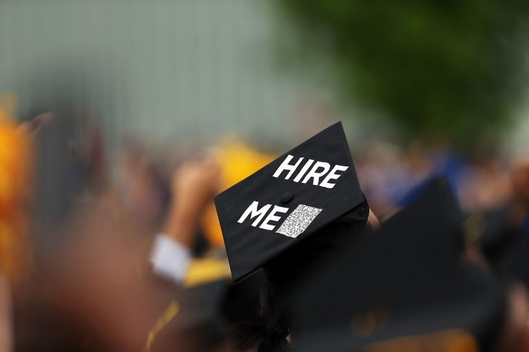 college seniors graduating during the coronavirus pandemic