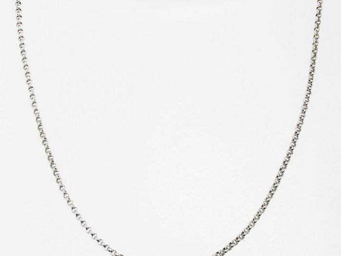 Connell Normal People chain necklace, Konstantino classic link necklace