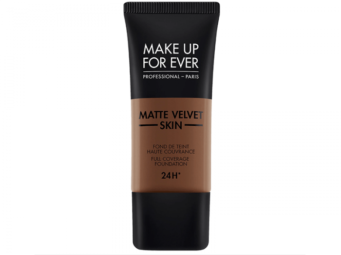 makeup forever matte foundation, best foundation for oily skin