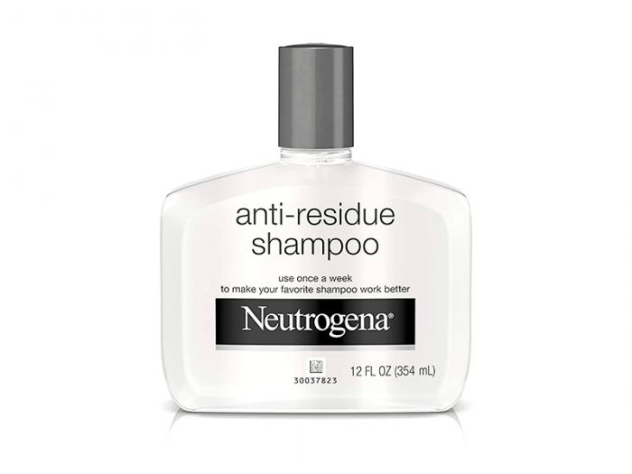 neutrogena anti residue shampoo, best clarifying shampoo
