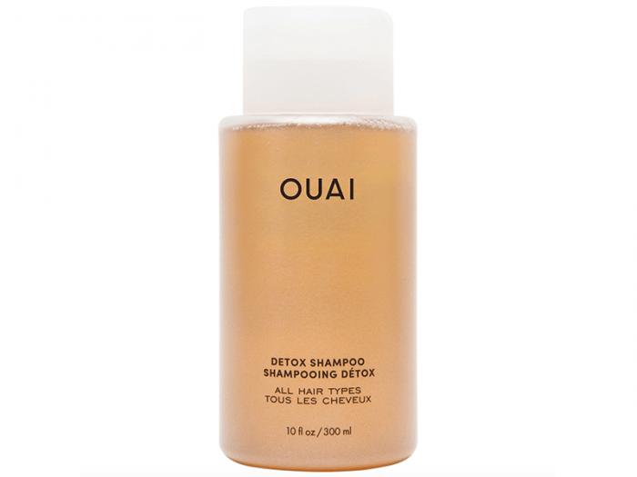 ouai detox shampoo, best clarifying shampoo