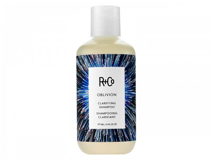 R and Co Oblivion clarifying shampoo, best clarifying shampoo