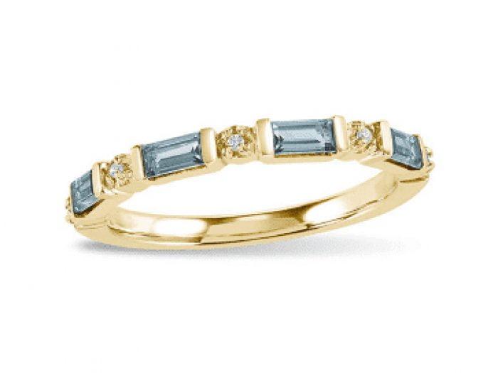 birthstone jewelry ring