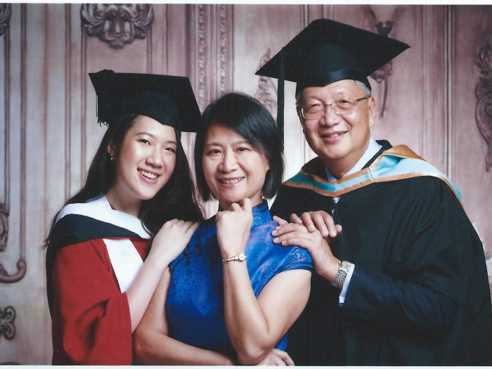 tiffany leung, first generation graduates