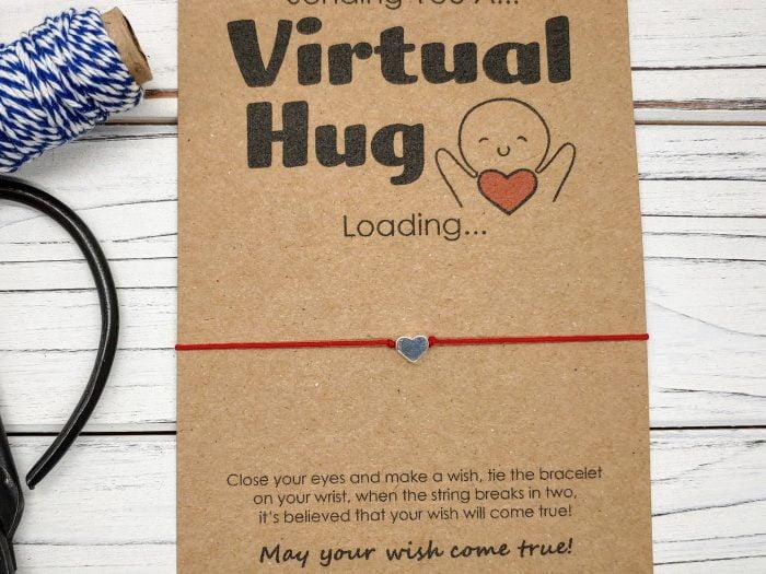 etsy virtual hug, gifts for teachers