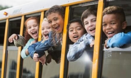 Bus Driver On Routine Route Hears Children Screaming, Looks Back To Alarming Sight