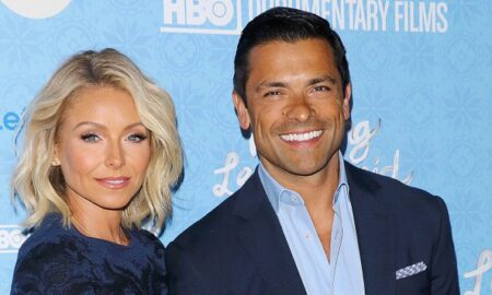 Kelly Ripa And Mark Consuelos Gave 20 Homeless Students College Scholarships