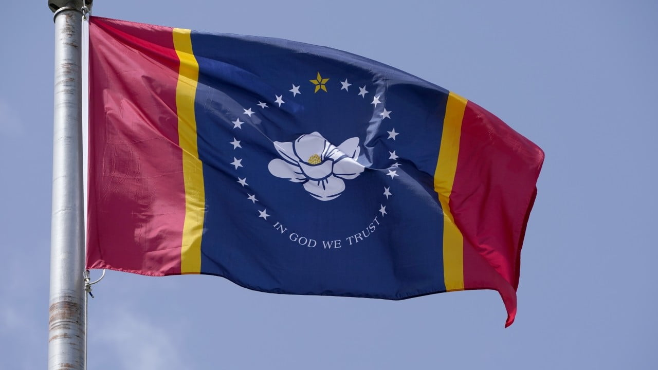 Mississippi Has Unveiled The Design Of Its New State Flag