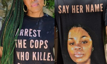 Regina King Wore A Breonna Taylor Shirt To The Emmys And You Can Buy One