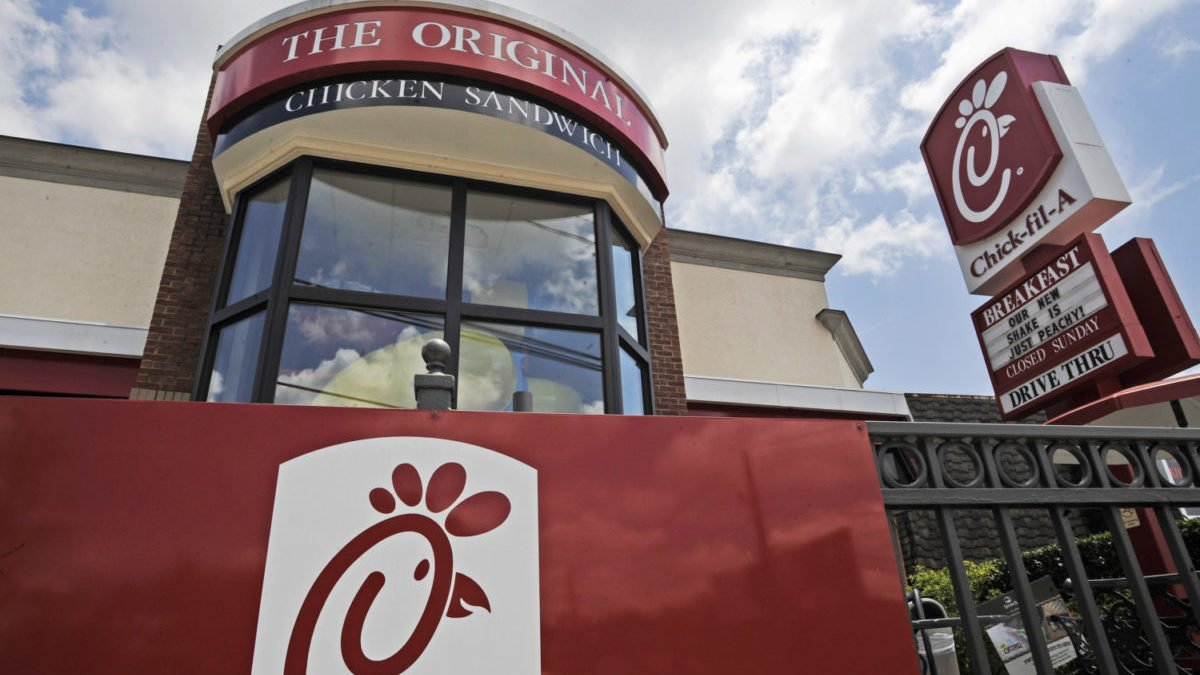 Chick-fil-A Donations