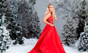 Carrie Underwood Will Feature Her 5-year-old Son On Her Upcoming Christmas Album