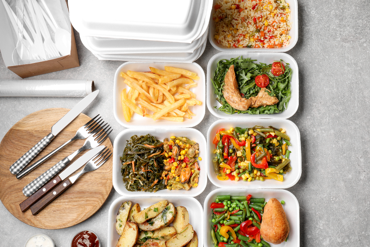 Maryland Is First State To Ban Styrofoam Takeout Containers