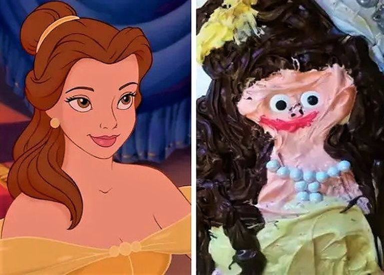 20 Times Cake Makers Only Had One Job To Do And Failed Hilariously
