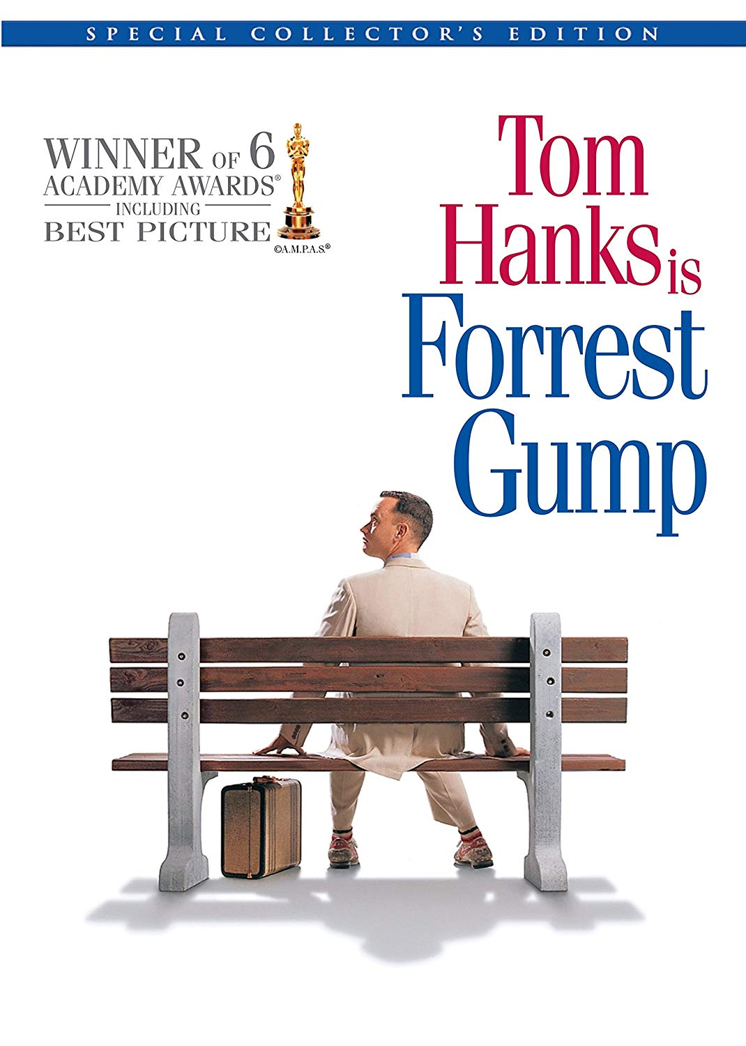 Tom Hanks Helped Pay For The Iconic 'Forrest Gump' Running Scene Himself