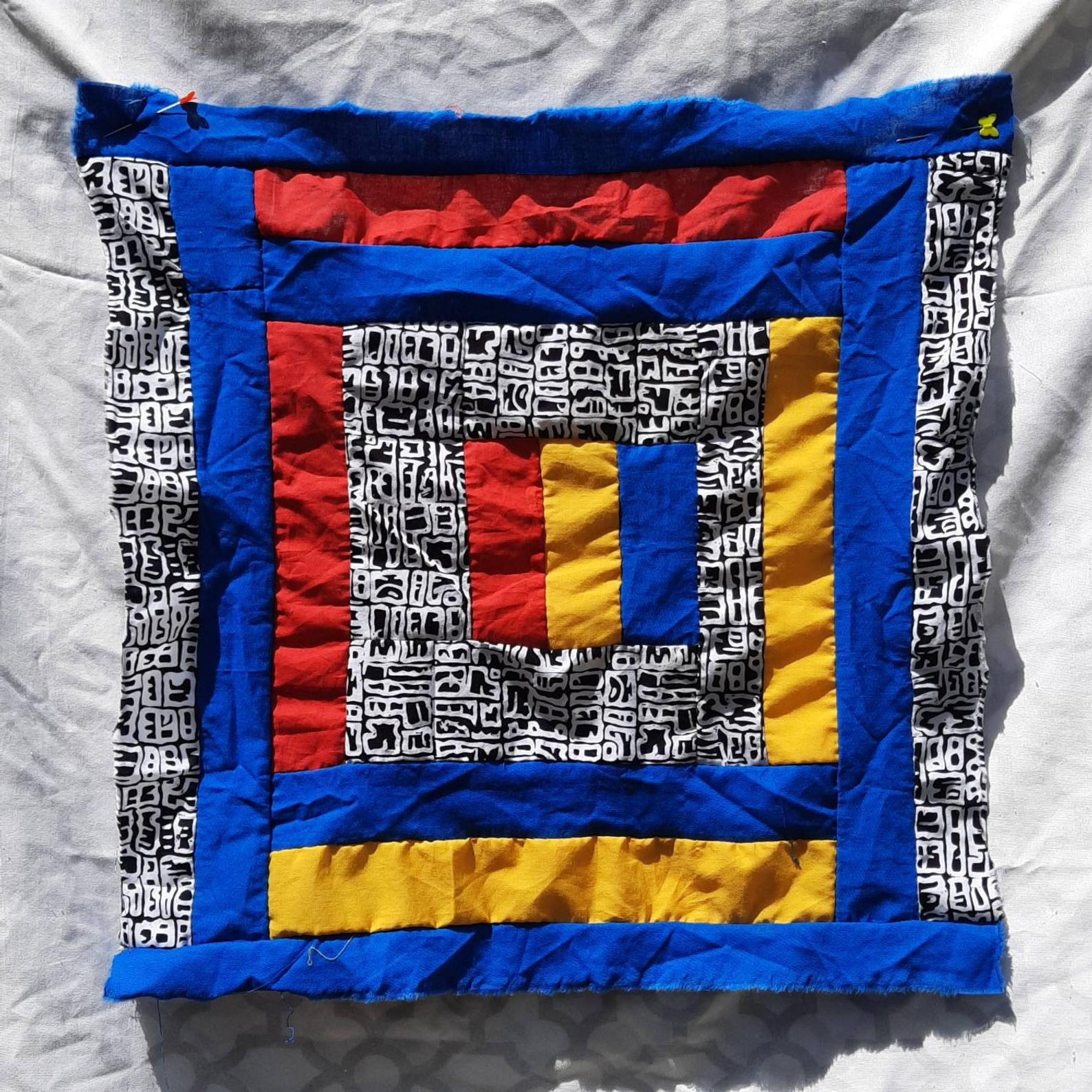Gee's Bend At the Door Quilts on Etsy