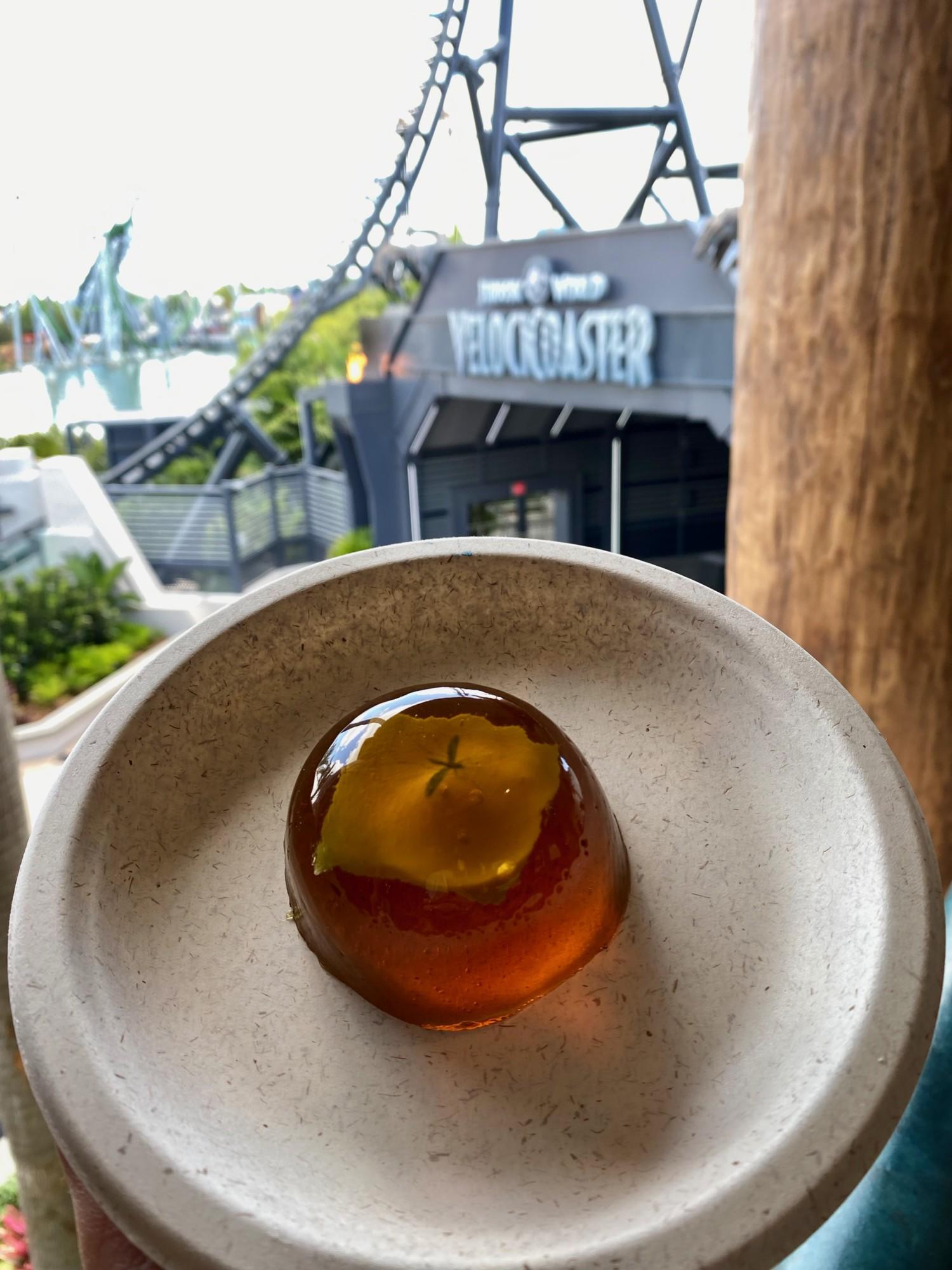 Jurassic World Amber gummies food