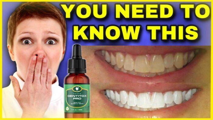 Dentitox Pro Reviews Unique Dental Spray