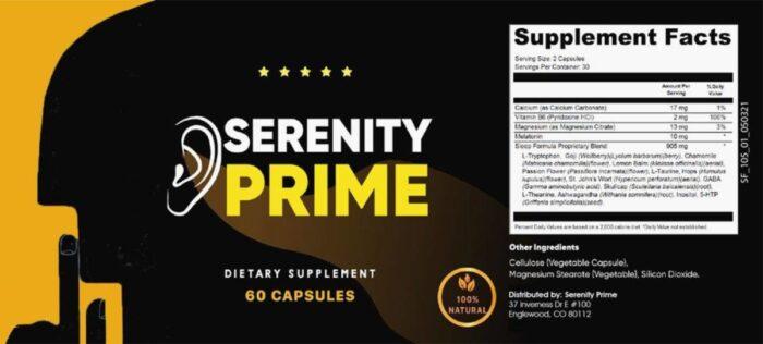 Serenity Prime Reviews